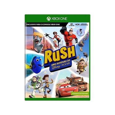 Rush: Uma Aventura da Disney Pixar - Usado - Xbox One