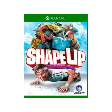 Shape Up - Usado - Xbox One