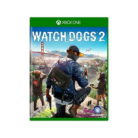 Watch Dogs 2 - Usado - Xbox One