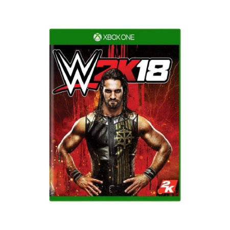 Wwe 2k18 - Usado - Xbox One