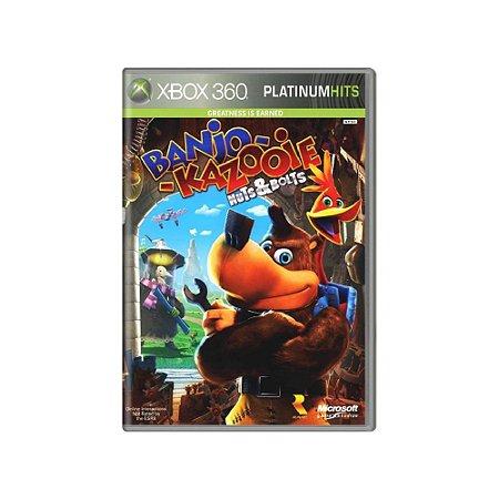 Banjo-Kazooie Nuts & Bolts + Viva Piñata - Usado - Xbox 360