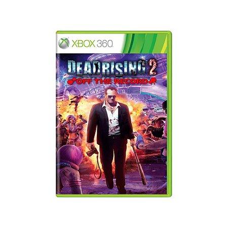Dead Rising 2 Off the Record - Usado - Xbox 360