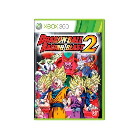 Dragon Ball Raging Blast 2 - Usado - Xbox 360