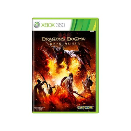 Dragon's Dogma: Dark Arisen - Usado - Xbox 360