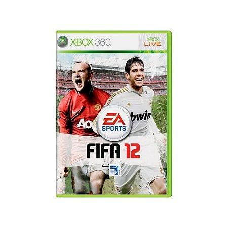 FIFA 12 - Usado - Xbox 360