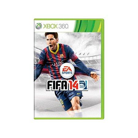FIFA 14 - Usado - Xbox 360