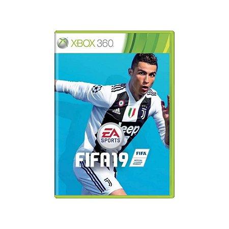 FIFA 19 - Usado - Xbox 360