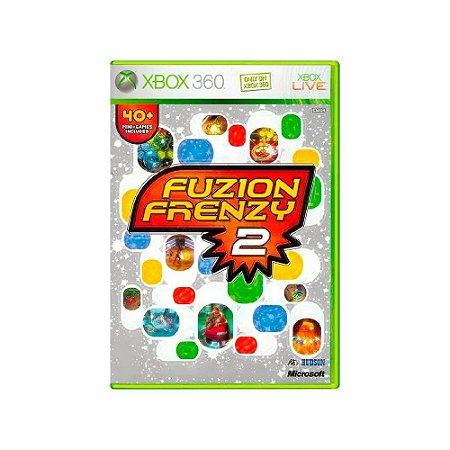 Fuzion Frenzy 2 - Usado - Xbox 360