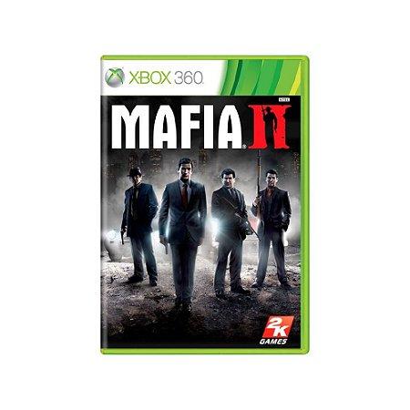 Mafia II - Usado - Xbox 360
