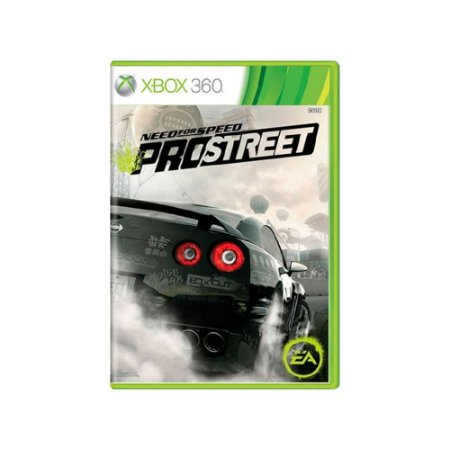 Need for Speed Pro Street - Usado - Xbox 360