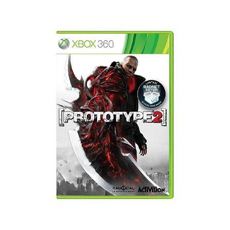 Prototype 2 - Usado - Xbox 360