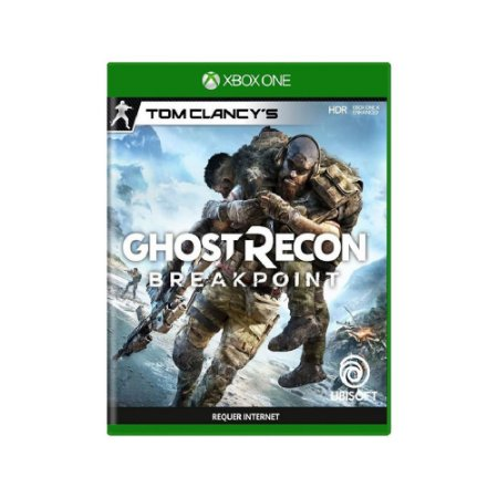 Tom Clancy's Ghost Recon Breakpoint - Usado - Xbox One