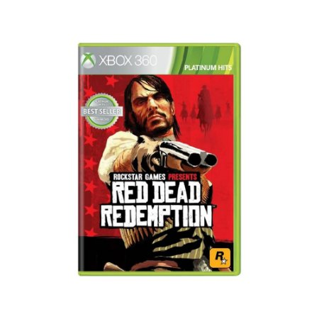 Red Dead Redemption - Usado - Xbox 360