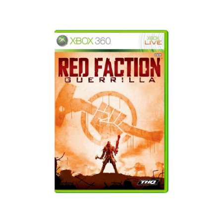 Red Faction: Guerrilla - Usado - Xbox 360
