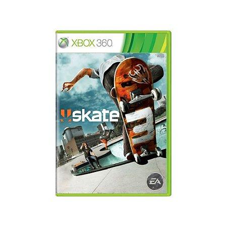 Skate 3 - Usado - Xbox 360