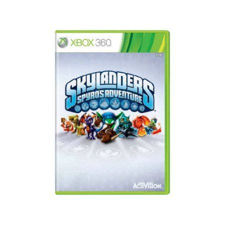 Skylanders Spyro's Adventure -  Usado - Xbox 360