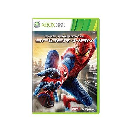 The Amazing Spider-Man - Usado - Xbox 360