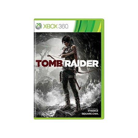 Tomb Raider - Usado - Xbox 360
