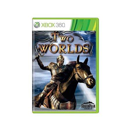 Two Worlds - Usado - Xbox 360