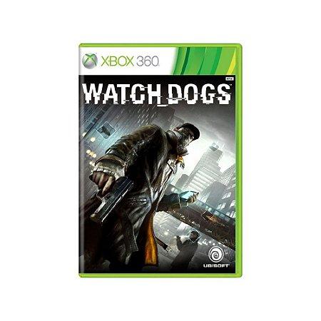 Watch Dogs - Usado - Xbox 360
