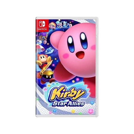 Kirby Star Allies (Sem Capa) - Usado - Switch