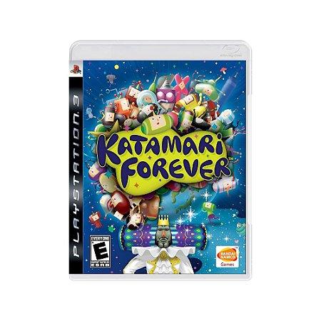 Katamari Forever - Usado - PS3