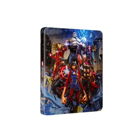Marvel's Avengers Steelbook - Usado - PS4