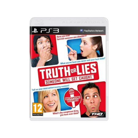 Truth Or Lies - Usado - PS3