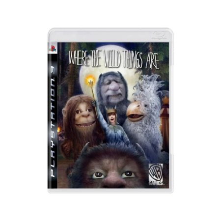 Where The Wild Things Are - Usado - PS3