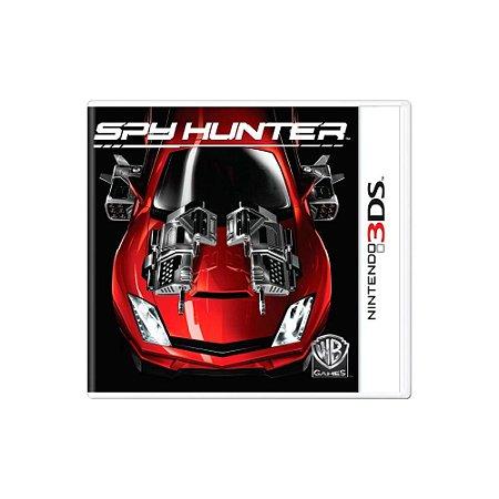Spy Hunter - Usado - 3DS