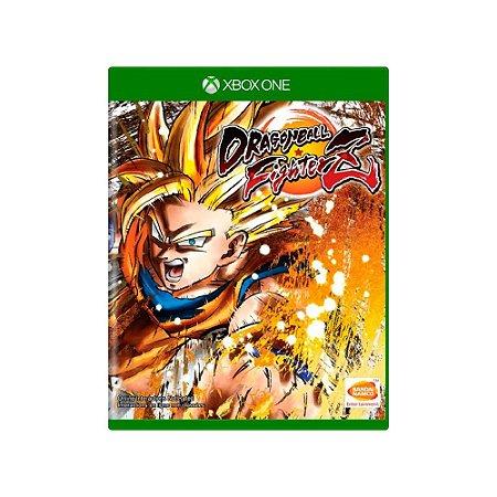 Dragon Ball FighterZ - Usado - Xbox One