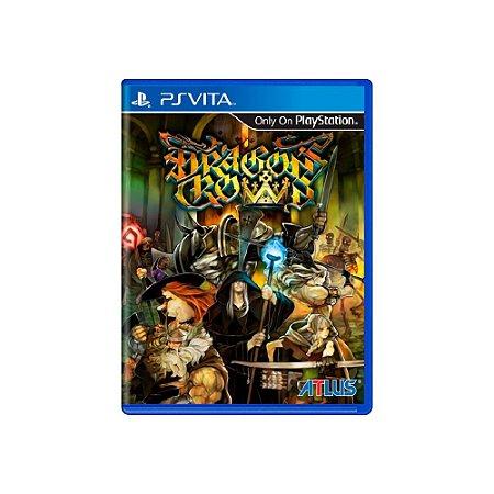 Dragon's Crown - Usado - PS Vita
