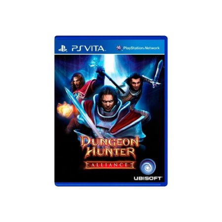 Dungeon Hunter Alliance (Sem Capa) - Usado - PS Vita