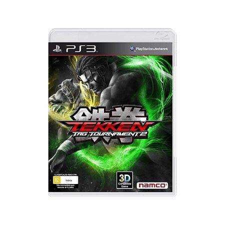 Tekken Tag Tournament 2 - Usado - PS3