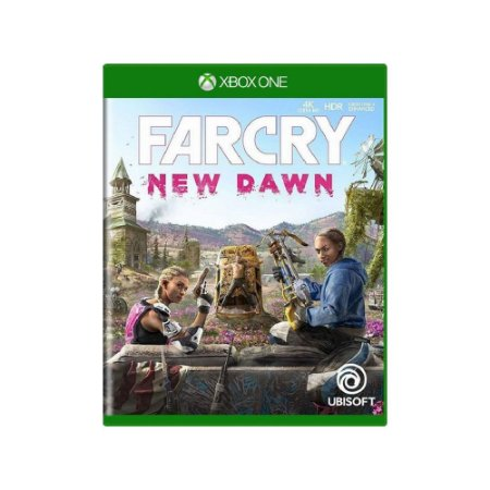 Far Cry New Dawn - Usado - Xbox One