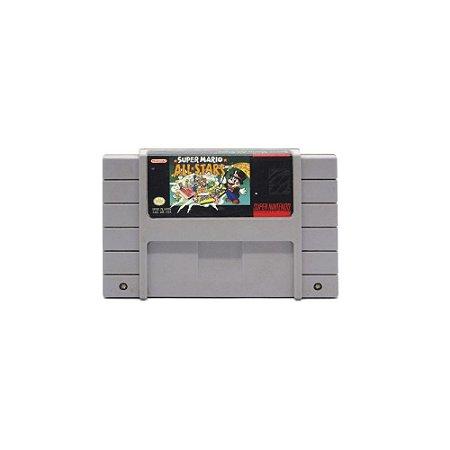 Super Mario All-Stars - Usado - SNES