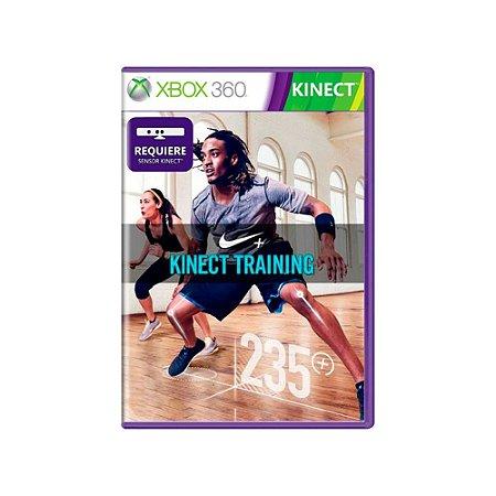 Kinect Training - Usado - Xbox 360