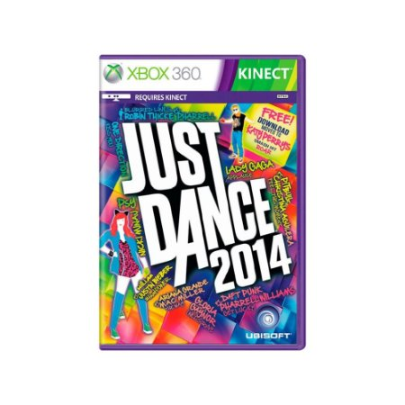 Just Dance 2014 - Usado - Xbox 360
