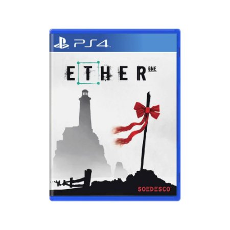 Ether One - Usado - PS4