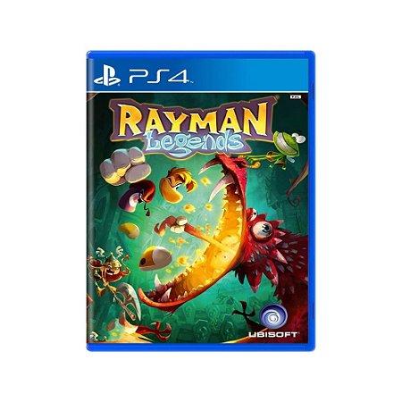 Rayman Legends - Usado - PS4