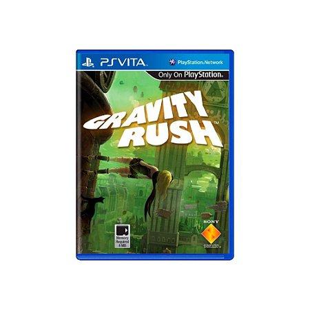 Gravity Rush (Sem Capa) - Usado - PS Vita