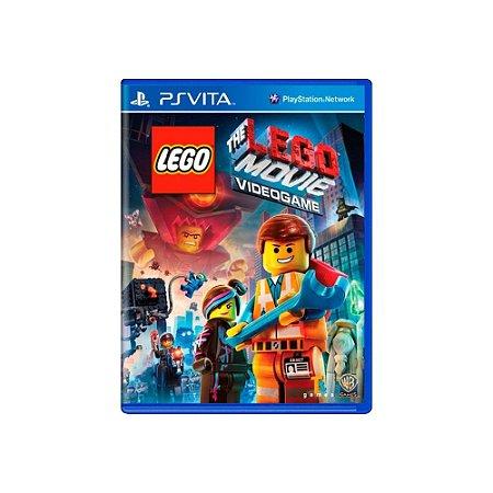 The LEGO Movie Videogame (Sem Capa) - Usado - PS Vita