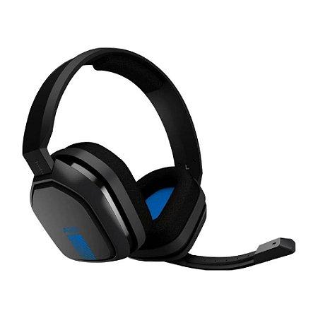 Headset ASTRO Gaming A10 - Preto/Azul