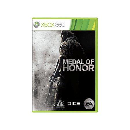 Medal of Honor - Usado - Xbox 360