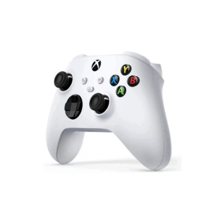 Controle Sem Fio Xbox Series Robot White - Microsoft