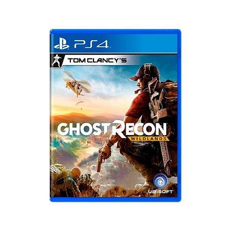 Tom Clancy's Ghost Recon Wildlands - Usado - PS4