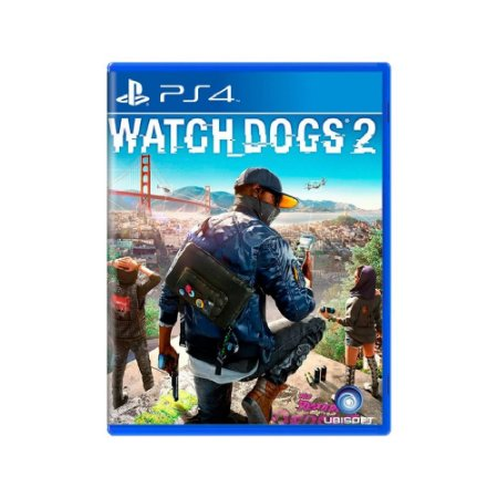 Watch Dogs 2 - Usado - PS4