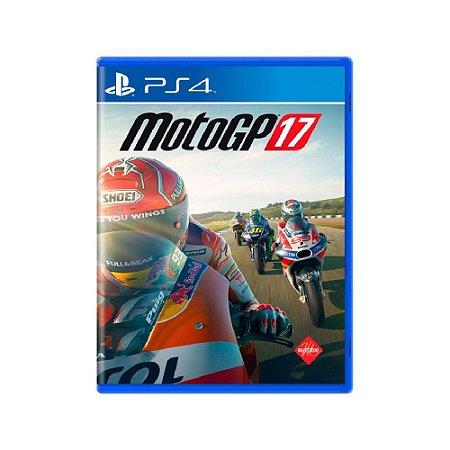 MotoGP 17 - Usado - PS4