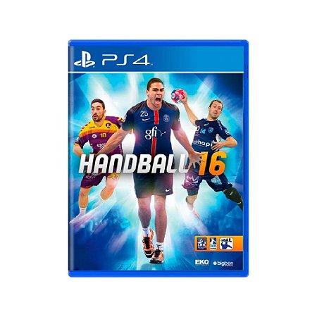 Handball 16 - Usado - PS4
