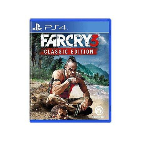 Far Cry 3 (Classic Edition) - Usado - PS4